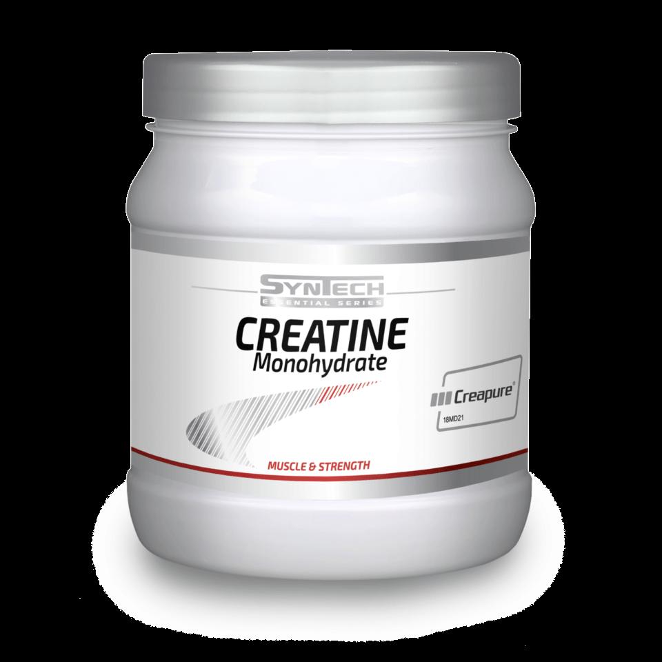 creapure creatine monohydrate 400gr essentialserie medifit